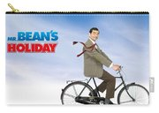 Mr. Bean Carry-all Pouch