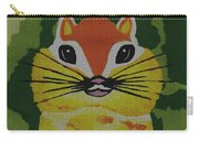 Mr Chipmunk Carry-all Pouch
