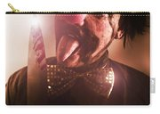 Mr Evil The Clown Carry-all Pouch