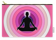 Meditation With Yoga Carry-all Pouch