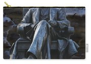 Mr. Lincoln Carry-all Pouch