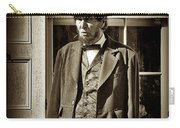 Mr Lincoln Carry-all Pouch