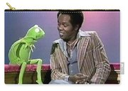 Mr Lou Rawls - Kermit The Frog Carry-all Pouch