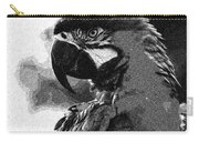 Mr Macaw The Parrot Carry-all Pouch