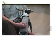 Mr. Penguin Carry-all Pouch