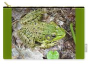 Mr. Perfectfrog Carry-all Pouch