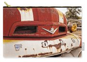 Mr. Rusty Carry-all Pouch
