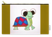 Mr. Turtle Carry-all Pouch