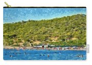 Megalo Kavouri Beach Carry-all Pouch