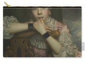 Mrs Abington As Miss Prue In Love For Love By William Congreve Carry-all Pouch