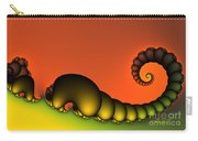 Mrs. And Mr. Centipede Carry-all Pouch
