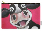 Mrs Cow Carry-all Pouch