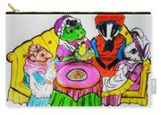 Mrs. Mouse Tea Party Carry-all Pouch