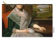 Mrs Richard Alsop 1792 Carry-all Pouch