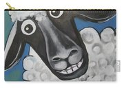 Mrs Sheep Carry-all Pouch