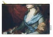 Mrs Siddons. British Actress Sarah Carry-all Pouch