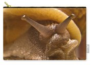 Mrs. Snail Carry-all Pouch
