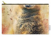 Mrs Suricate Carry-all Pouch