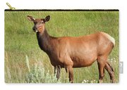 Ms. Elk Carry-all Pouch