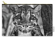 Ms Paws Monochrome Carry-all Pouch