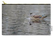 Ms. Wood Duck Carry-all Pouch