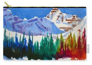 Mt. Athabasca, Jasper Carry-all Pouch