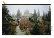 Mt Brown Lookout - Glacier National Park Carry-all Pouch