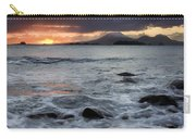 Mt. Edgecumbe Sunset Carry-all Pouch