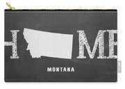 Mt Home Carry-all Pouch by Nancy Ingersoll