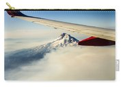 Mt Hood Aerial View Carry-all Pouch