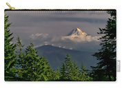 Mt Hood From Grassy Knoll Carry-all Pouch