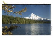 Mt Hood From Lost Lake Carry-all Pouch