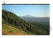 Mt Hood In The Distance Carry-all Pouch