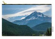 Mt Hood With Lenticular Cloud 2 Carry-all Pouch