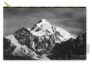 Mt Huayna Potosi In Monochrome Carry-all Pouch
