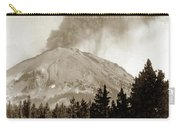 Mt. Lassen In Eruption Oct. 6, 1915 Carry-all Pouch
