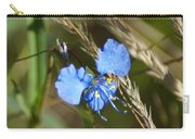 Mt. Lemmon Flower Carry-all Pouch