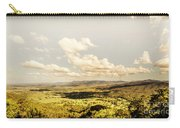 Mt Mee Vintage Landscape Carry-all Pouch