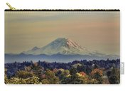 Mt Rainer Fall Color Rising Carry-all Pouch