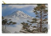 Mt. Rainier Landscape Carry-all Pouch