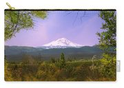 Mt. Shasta Carry-all Pouch