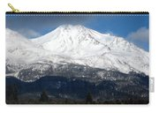 Mt. Shasta Photograph Carry-all Pouch