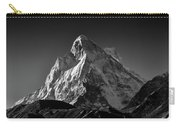 Mt Shivling Above Tapovan Carry-all Pouch