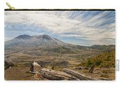 Mt St Helens Carry-all Pouch by Brian Harig