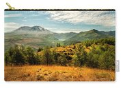 Mt St Helens I Carry-all Pouch by Brian Harig