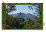 Mt Tamalpais Framed 5 Carry-all Pouch