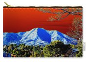 Mt Tamalpais From Another World Carry-all Pouch