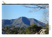 Mt Tamalpais View From Mill Valley Carry-all Pouch