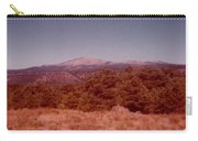 Mt Taylor In New Mexico  Carry-all Pouch