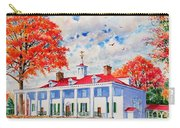 Mt. Vernon East Front In Fall Carry-all Pouch